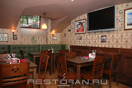 Ресторан Tower Pub - фотография №16