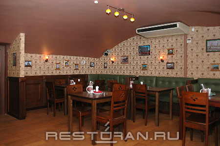 Ресторан Tower Pub - фотография №2