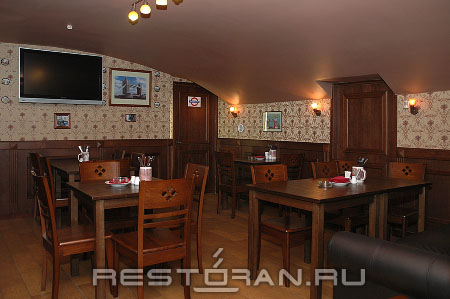 Ресторан Tower Pub - фотография №4