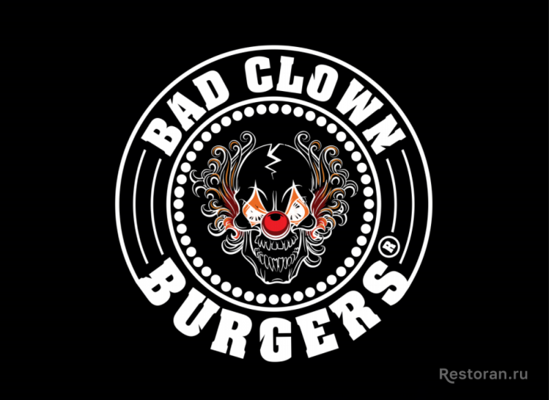 Бургерная BAD CLOWN BURGERS