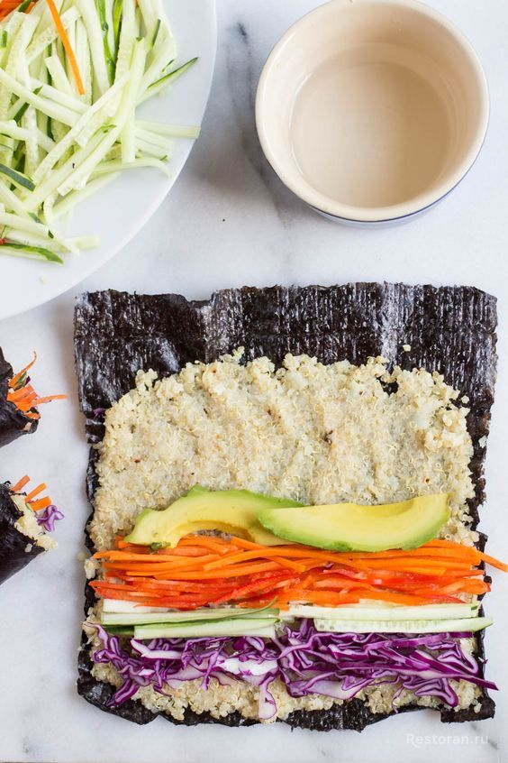 Фото: Pinterest, Alyssa Simply Quinoa