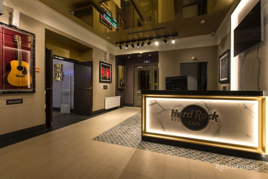 Фото: Hard Rock Cafe | Vkontakte
